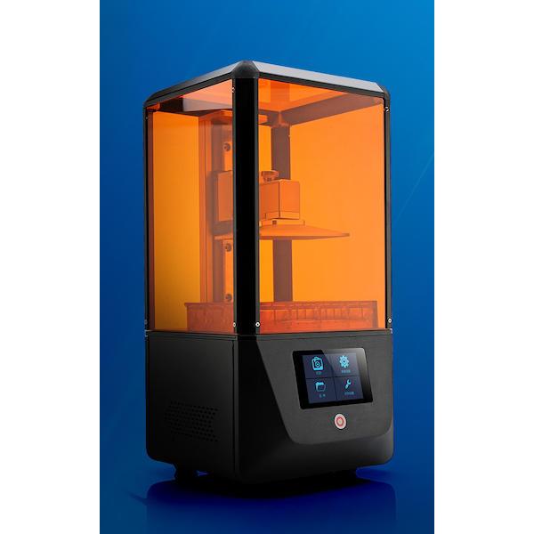 NOVA3D Bene3 review - desktop resin 3D printer (UV LCD)