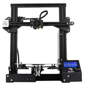 The Creality Ender 3 is one of the best 3D printer kits on the market.