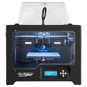 The FlashForge Creator Pro is one of the best 3D printers on the market.