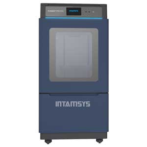 The INTAMSYS FUNMAT PRO 410 is one of the best PEEK 3D printer options on the market.
