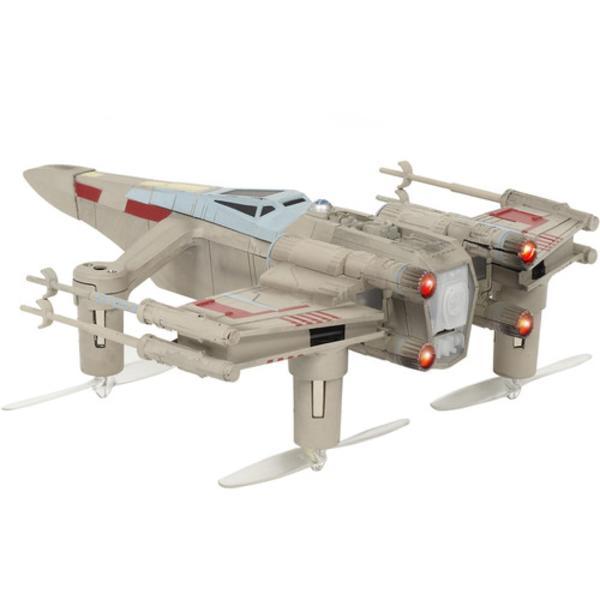 STAR WARS T-65 X-WING Starfighter Propel  - Drones