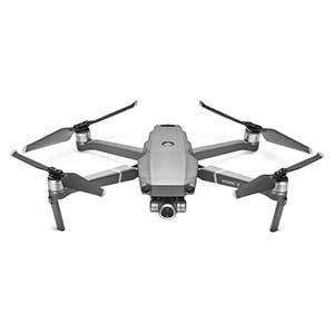 The DJI Mavic 2 Zoom is the best 4K camera drone.