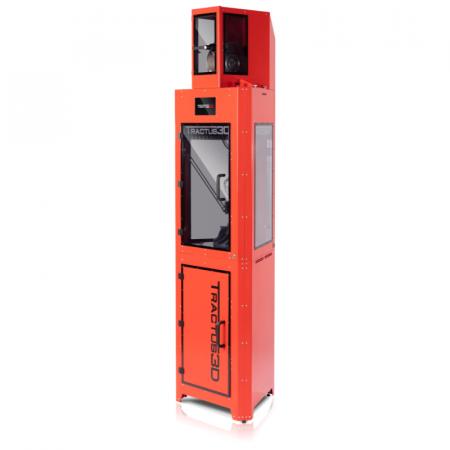 T850P Tractus3D - 3D printers