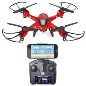 The Holy Stone HS200 is one of the best FPV racing drones