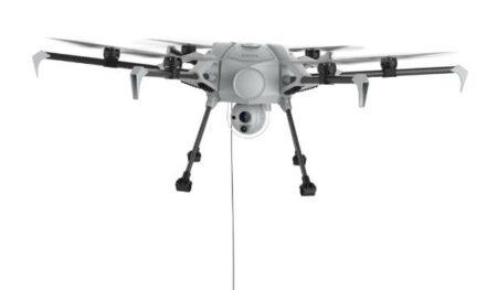 Orion UAS Elistair  - Drones