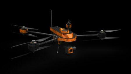 The Falcon Airborne Drones  - Drones