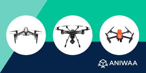 The 10 best 4K camera drones in 2019