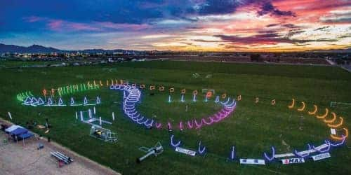 The best drone racing leagues