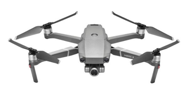 The DJI Mavic 2 Zoom is one of the best camera drones