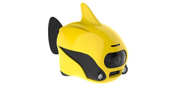 Robosea BIKI : drone sous-marin (drone aquatique)