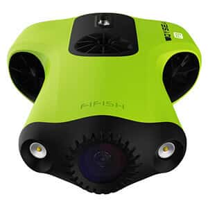 QYSEA FIFISH P3 professional underwater drone with camera