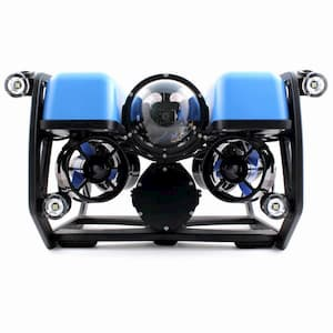 Blue Robotics BlueROV2 ROV (remotely operated vehicle)