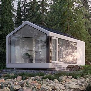PassivDom impression 3D de maison autonome