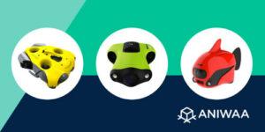 The best underwater drones on the market