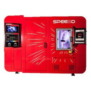 SPEE3D LightSPEE3D supersonic deposition imprimante métal 3D