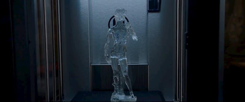 3D printing in movies Ocean's 8