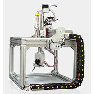 5AXISWORKS 5AXISMAKER imprimante 3D CNC 2 en 1