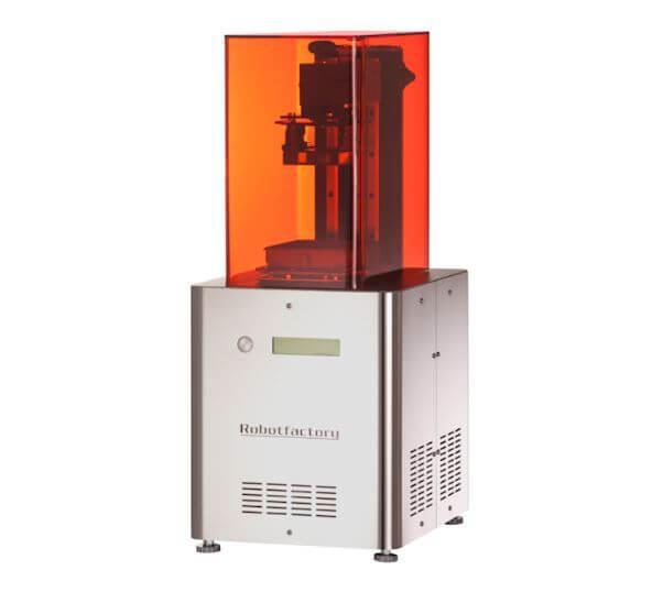 3DLPrinter HD 2.0 + Robotfactory - 3D printers