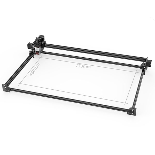NEJE laser engraver and cutter