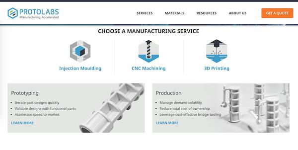 Impression 3D rapide en ligne