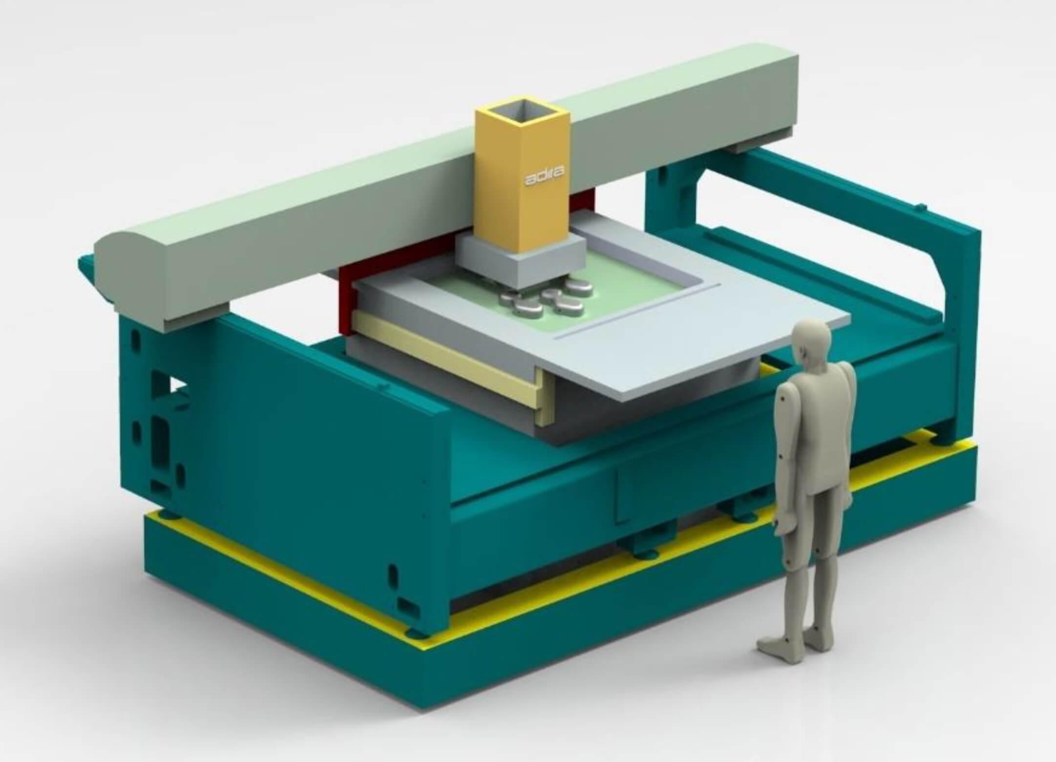 SLM-XL ADIRA - 3D printers
