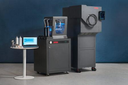 Metal 3D printer Rapidia - Ceramic, Metal