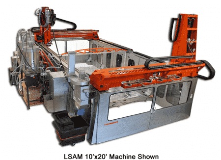 LSAM Thermwood - Large format