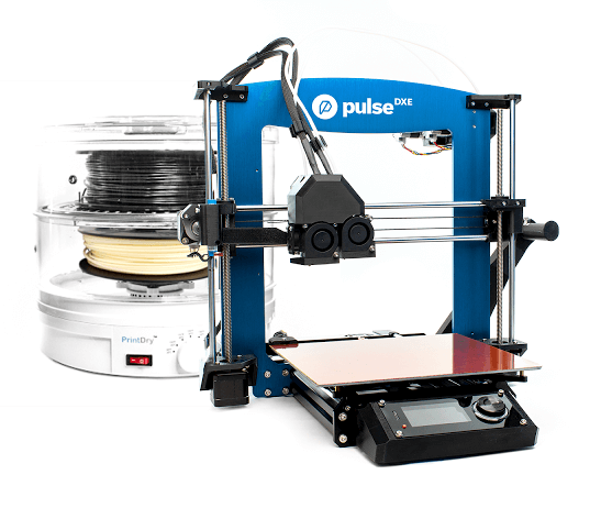 Pulse DXE MatterHackers - 3D printers