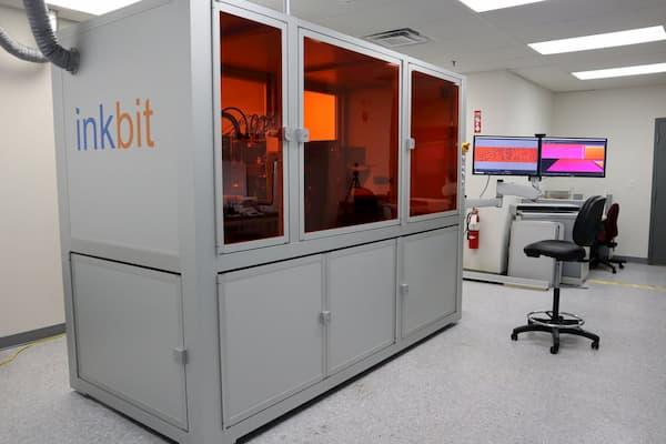 Snapper Inkbit - 3D printers