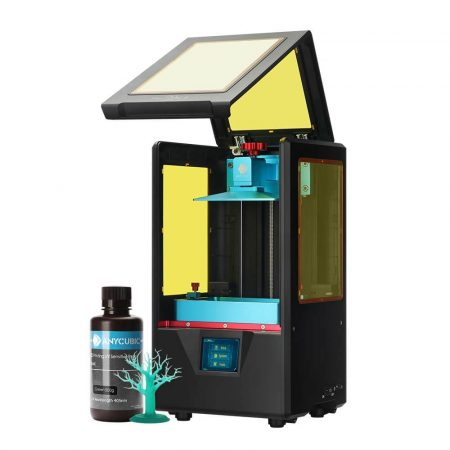 Photon S ANYCUBIC - Budget, Resin
