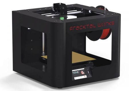 Julia 2018 Basic Fracktal Works - 3D printers
