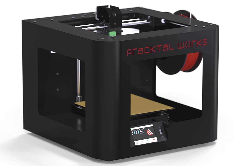 Julia 2018 Extended Fracktal Works - 3D printers