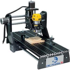 Piranha XL CNC system