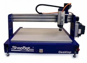 CNC ShopBot Desktop router