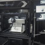 OpenAdditive Grizzly metal 3D printer