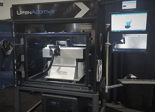 Grizzly OpenAdditive - 3D printers