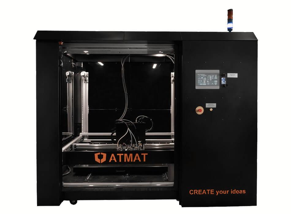 Saturn ATMAT - 3D printers