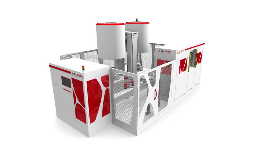CERAMAKER C1 3DCeram - 3D printers