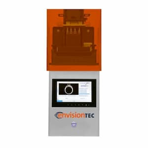 EnvisionTEC Micro Plus HD best photopolymer 3D printer