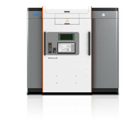 DMP Factory 500 3D Systems - Large format, Metal