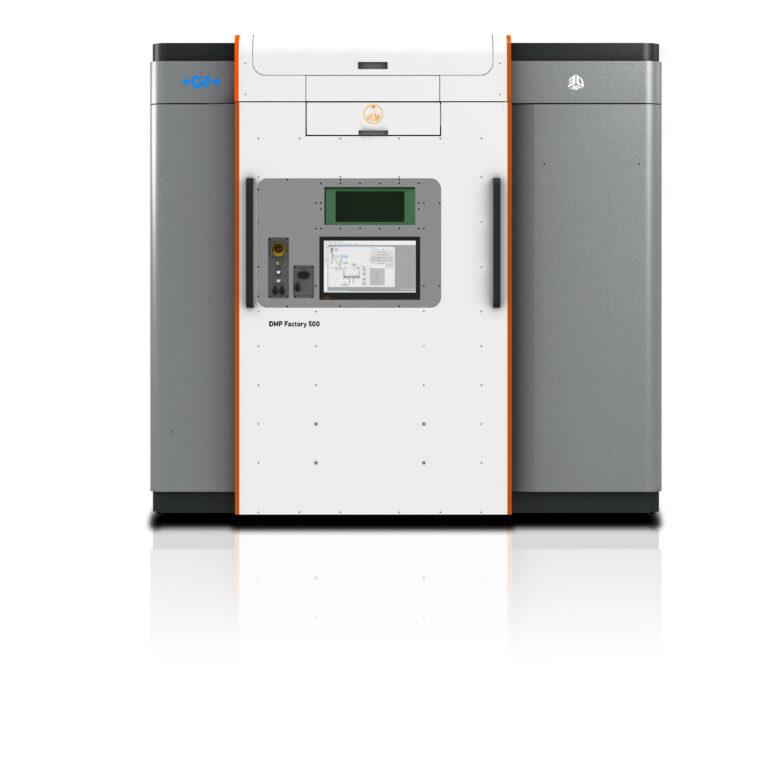 DMP Factory 500 3D Systems - 3D printers