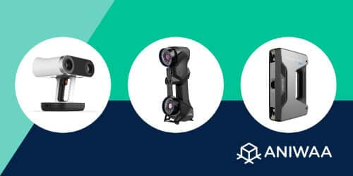 Handheld 3D scanners 2020: top 10 selection and buying guide