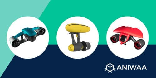 The 9 best underwater sea scooters in 2019: buying guide and selection