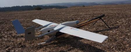 WanderB Bluebird Aero Systems - Drones