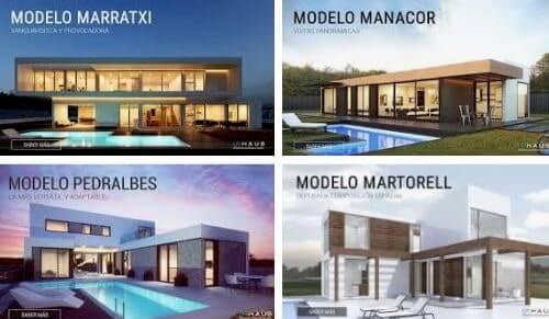 Maison d'architecte modulaire