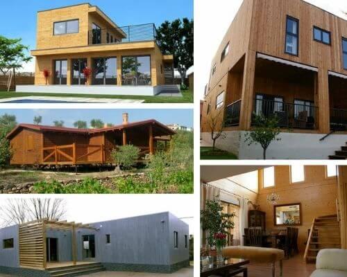 Maison modulaire en bois CasasNatura