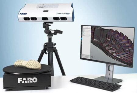 Cobalt Design Dual FARO - 3D scanners