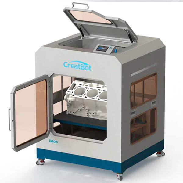 D600 Pro CreatBot - 3D printers