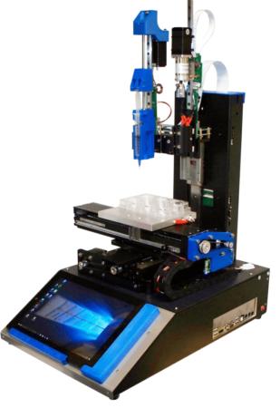 Engine HR Hyrel 3D - Bioprinting, Silicone