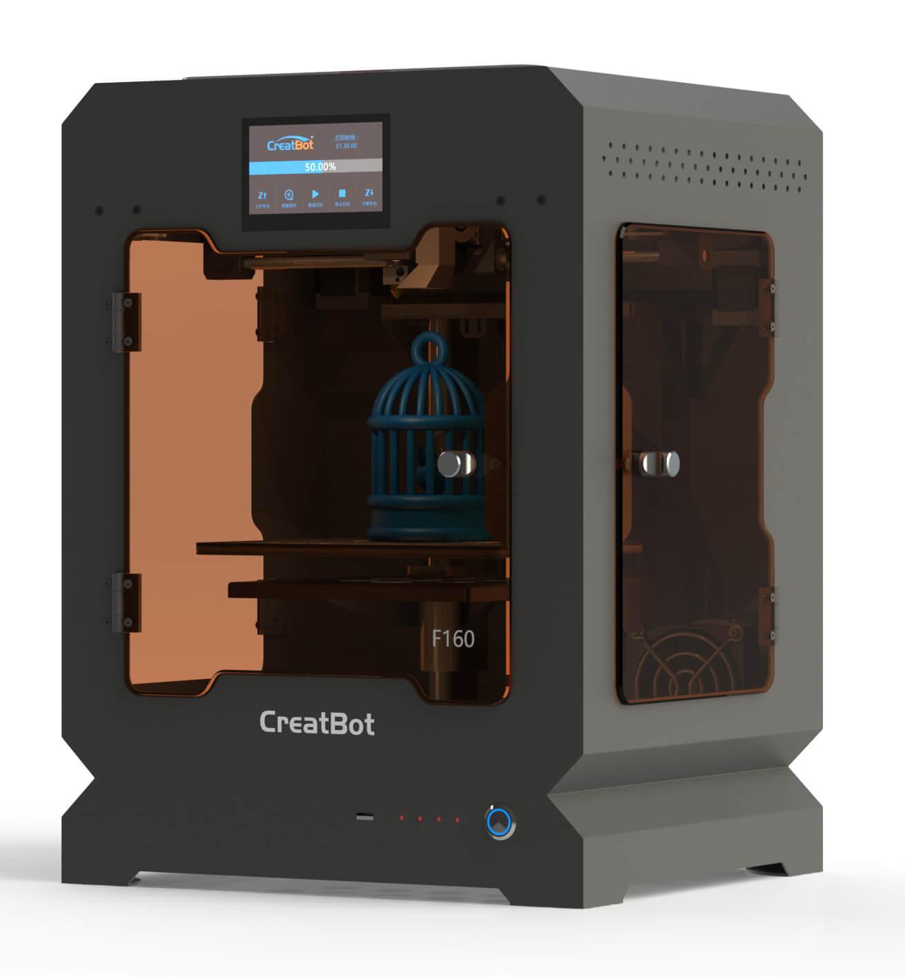 F160 CreatBot - 3D printers